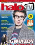 Kuba Wojewodzki on the cover of Halo TV (United Kingdom) - May 2011