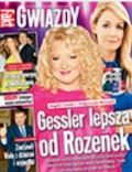 Magda Gessler, Malgorzata Rozenek on the cover of Gwiazdy (Poland) - January 2014