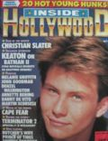 Inside Hollywood Magazine [United States] (October 1991)