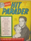 Elvis Presley on the cover of Hit Parader (United States) - July 1961