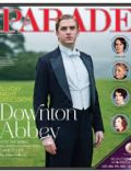 Dan Stevens on the cover of Parade (United States) - January 2013