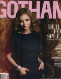 Christina Ricci on the cover of Gotham (United States) - May 2008