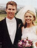Campion Murphy and Faith Ford