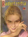 Elsa Daniel on the cover of Radiolandia (Argentina) - June 1961