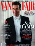 Jon Hamm on the cover of Vanity Fair (United States) - June 2014