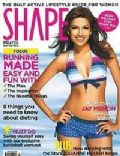 Jay Menon on the cover of Shape (Malaysia) - August 2008