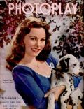 Jeanne Crain on the cover of Photoplay (United States) - May 1946