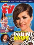 Katarzyna Cichopek on the cover of Program TV (United States) - November 2009
