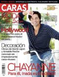 Chayanne on the cover of Caras (Puerto Rico) - February 2011