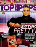 Robbie Williams on the cover of Top Of The Pops (United Kingdom) - January 2001