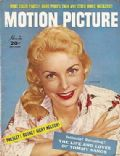 Janet Leigh on the cover of Motion Picture (United States) - September 1957