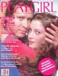 Chevy Chase, Jane Seymour on the cover of Playgirl (United States) - August 1980