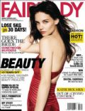 Katie Holmes on the cover of Fairlady (South Africa) - April 2011