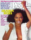 Diana Ross on the cover of People (United States) - January 1979