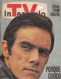 Francisco Cuoco on the cover of Intervalo (Brazil) - October 1967