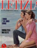 Max Delys, Simona Pelei on the cover of Letizia (Italy) - July 1978