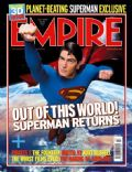 Brandon Routh, Superman Returns on the cover of Empire (United Kingdom) - July 2006