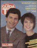 Guida TV Magazine [Italy] (26 March 1989)