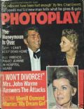Dean Martin on the cover of Photoplay (United States) - December 1973