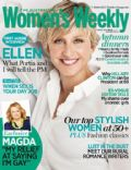 Ellen DeGeneres on the cover of Womens Weekly (Australia) - March 2013
