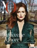 Julianne Moore on the cover of Yo Dona (Spain) - October 2013