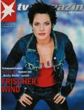Felicitas Woll on the cover of Stern (Germany) - February 2003