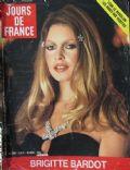 Jours de France Magazine [France] (28 December 1971)