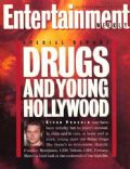 River Phoenix on the cover of Entertainment Weekly (United States) - November 1993