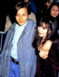 Edward Furlong and Jacqueline Domac
