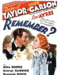 Remember? (1939 film)