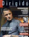 Viggo Mortensen on the cover of Dirigido (Spain) - October 2007