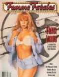 Traci Lords on the cover of Femme Fatales (United States) - 1993