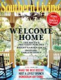 on the cover of Southern Living (United States) - May 2014