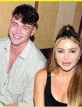 Harry Jowsey and Larsa Pippen