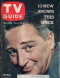 TV Guide Magazine [United States] (27 September 1958)