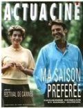 Catherine Deneuve on the cover of Actua Cine (France) - May 1993