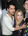 Avril Lavigne and Justin Murdock
