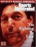 Jim Valvano on the cover of Sports Illustrated (United States) - January 1993
