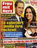 Frau Mit Herz Magazine [Germany] (10 January 2011)