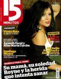 15 Minutos Magazine [Colombia] (October 2010)