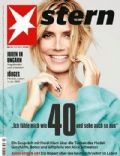 Heidi Klum on the cover of Stern (Germany) - May 2013