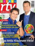 Szines Rtv Magazine [Hungary] (19 September 2011)