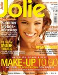 Jolie Magazine [Germany] (July 2006)