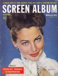 Ava Gardner on the cover of Screen Album (United States) - March 1949