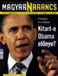 Magyar Narancs Magazine [Hungary] (21 August 2008)