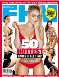 Nicole Neal on the cover of Fhm (South Africa) - October 2012