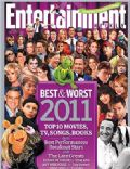S on the cover of Entertainment Weekly (United States) - December 2011