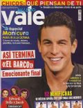Nuevo Vale Magazine [Spain] (3 December 2011)