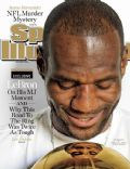 LeBron James on the cover of Sports Illustrated (United States) - July 2013