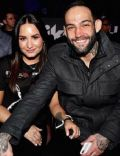 Demi Lovato and Guilherme Vasconcelos